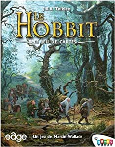 Ajax Games - AGHB02 - Jeu de Cartes - Le Hobbit