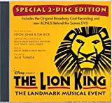 The Lion King (Original Broadway Cast Recording) (Special 2-Disc Edition) by Lion King on Broadway [Music CD]