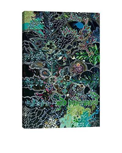 Lia Porto Gallery Sonidos De La Noche Canvas Print
