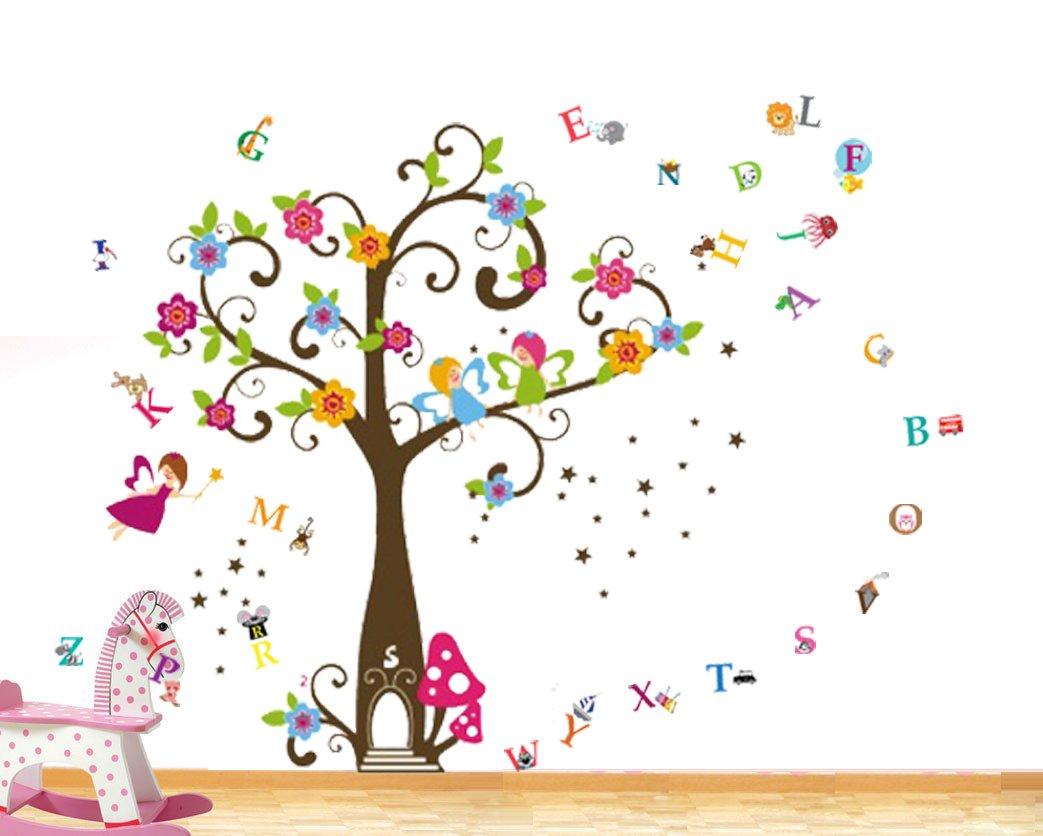 Walplus - Adhesivos decorativos para la pared con adornos infantiles   revisión y más noticias