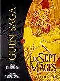 echange, troc Kaoru Kurimoto, Kazuaki Yanagisawa - Guin Saga, tome 1 : Les Sept Mages
