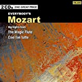 Everybody's Mozart: Highlights from The Magic Flute; Cosi fan Tutte Scottish Chamber Orchestra & Choir