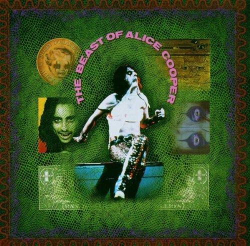 The Beast Of Alice Cooper artwork
