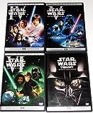 Star Wars 4-Disc DVD Trilogy Box Set