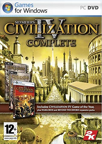 Civilization IV - collection complète
