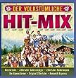 Der Volkst�mliche Hit-Mix-Folge 1 (Klostertaler, Zillertaler Sch�rzenj�ger, Zillertaler Haderlumpen, Original Zillertaler ...)
