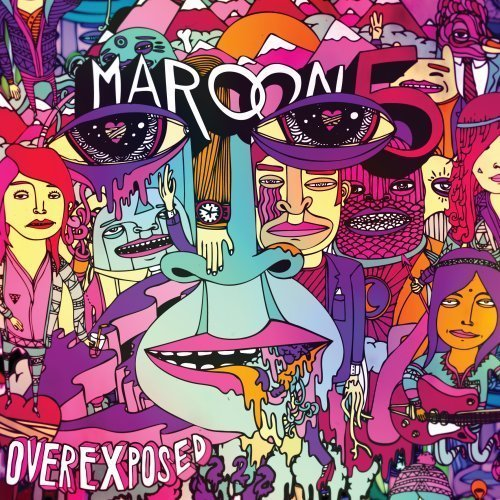 Maroon 5 - Overexposed [Bonus Tracks] - Zortam Music