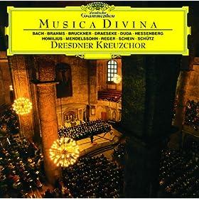 Felix Mendelssohn: Jauchzet dem Herrn alle Welt, Psalm 100