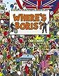 Where's Boris? (Fiona Griffiths)