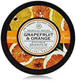 Grapefruit Orange Asquith Tropical Fruits All Over Body Moisturizer