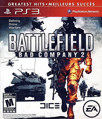 Battlefield Bad Company 2 - Greatest Hits (Playstation 3) (Ps3 Battlefield Bad Company compare prices)