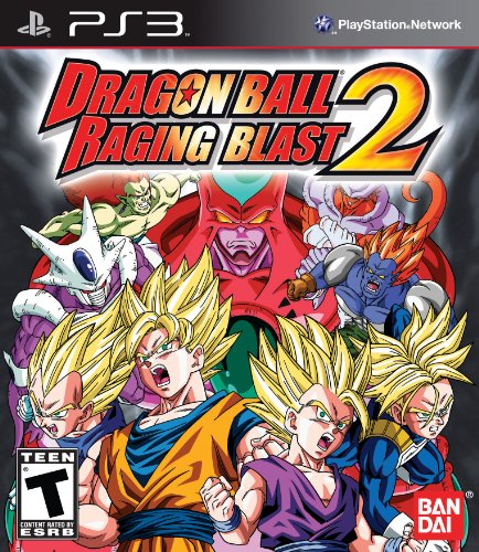 Dragon Ball: Raging Blast 2 on Xbox 360, Playstation 3