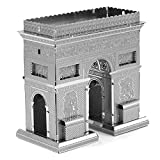 3D Assembly Metal Model Kits DIY Building Toy Puzzle For Kids Christmas Birthday Gift - Arch of Triumph