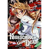 "Highschool of the Dead, Band 1von ""Daisuke Sato"""