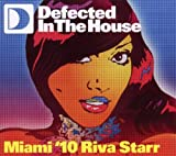 Defected In The House Miami '10 Various Artists