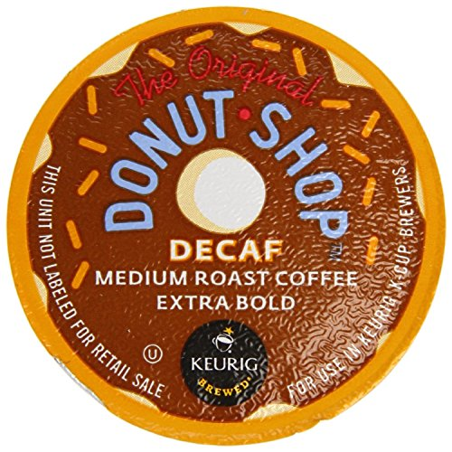 Keurig, The Original Donut Shop, Decaf, K-Cup Packs, Portion Pack For Keurig K-Cup Brewers, 22-Count front-575206