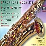 echange, troc Compilation, Eugène Rousseau - Saxophone Vocalise