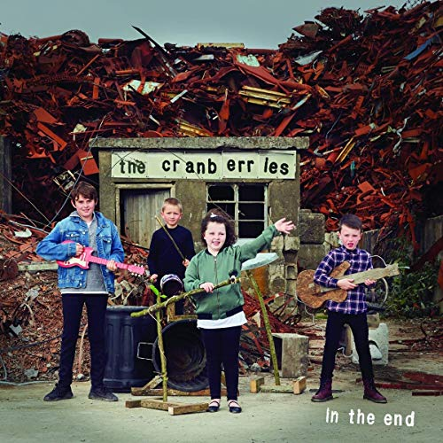 CD : The Cranberries - In the end (Deluxe Edition)