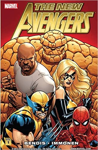 New Avengers By Brian Michael Bendis Vol. 1 (New Avengers (2010-2012))