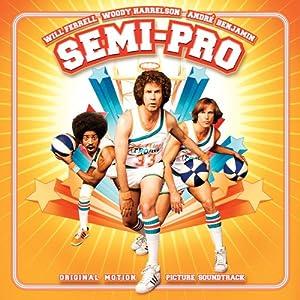 """Cover of """"Semi-Pro"""""""
