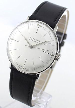 ユンハンス JUNGHANS 腕時計 マックスビル ユニセックス 027/3700.00[並行輸入品]