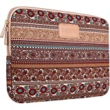 Dachee 2014 New Bohemian Style Canvas Fabric 17-17.3 Inch Laptop Sleeve Macbook / Macbook Pro / Macbook Air Sleeve Case Dell / Hp /Lenovo/sony/ Toshiba / Ausa / Acer /Samsun Ultrabook Bag Cover (17-17.3 Inches, New)