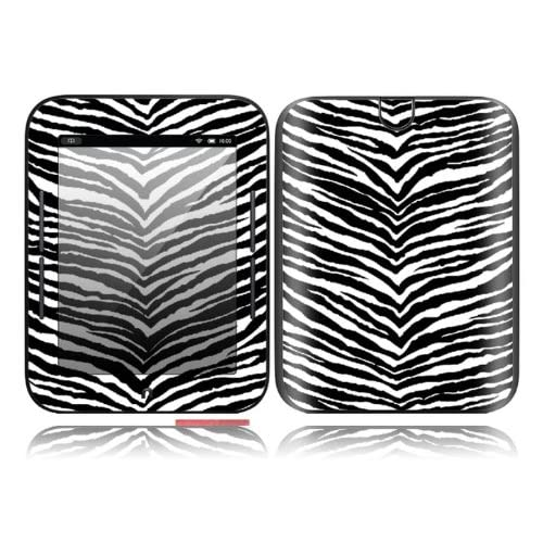 Black Zebra Skin Design Decorative Skin Cover Decal