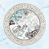 Dove of the East 25-Sheet Precious Dream Paper for Scrapbooking, Shanghai Vintage, 12 by 12-Inch