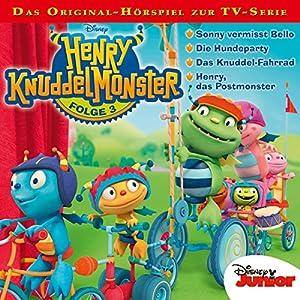 Henry Knuddelmonster 3 Hörspiel