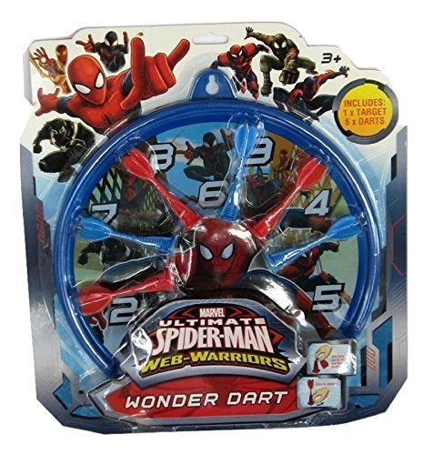 Marvel Ultimate Spider-Man Web-Warriors Wonder Dart (Spider Web Targets compare prices)