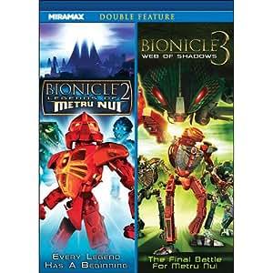 Bionicle 2: Legends of Metru Nui / Bionicle 3: Web of Shadows