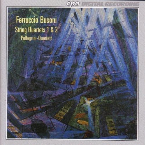 Busoni: String Quartet songs c major Op.19/ in the d minor Op.26