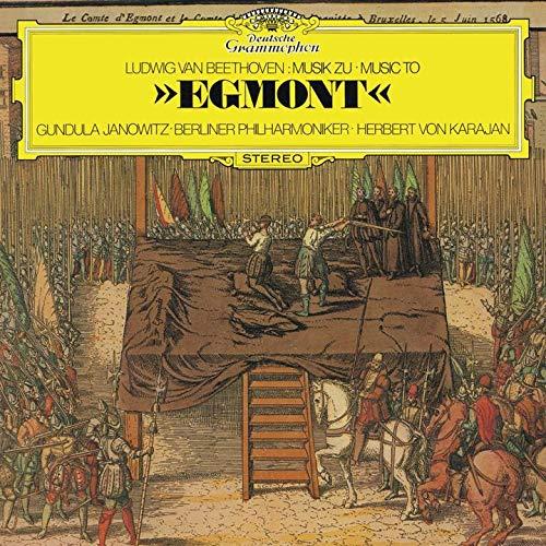 SACD : BEETHOVEN / KARAJAN,HERBERT VON - Beethoven: Egmont Etc