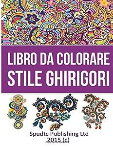 Libro Da Colorare Stile Ghirigori