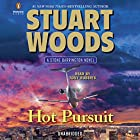 Hot Pursuit (       UNABRIDGED) by Stuart Woods Narrated by Tony Roberts