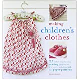 Making Children's Clothesby Emma Hardy
