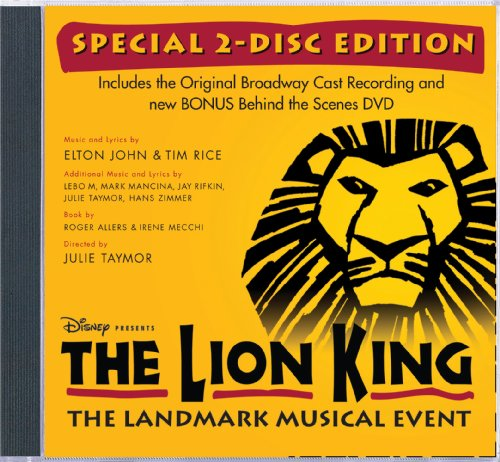 Coupon lion king broadway