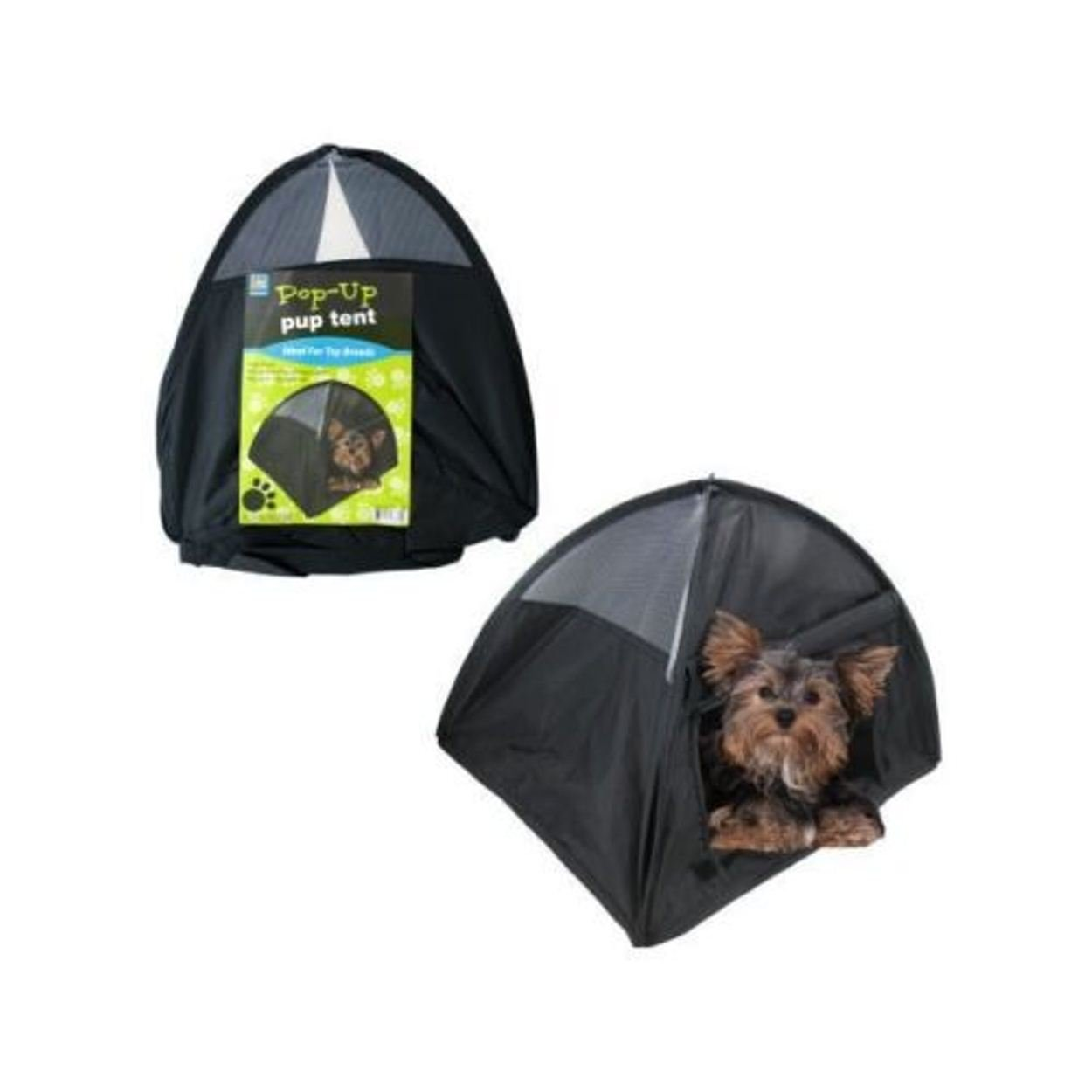 dog camping small tent nylon cat pets bed pop up holiday. Black Bedroom Furniture Sets. Home Design Ideas
