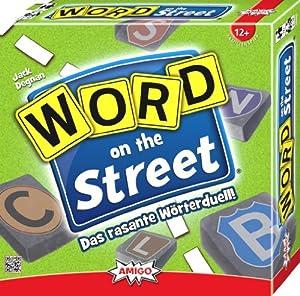 Amigo 03340 - Word on the Street, Legespiel