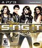 Disney Sing It: Party Hits - Playstation 3