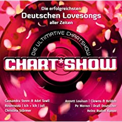 Die Ultimative Chartshow - Deutsche Lovesongs