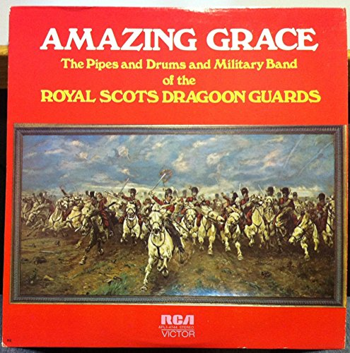 royal scots dragoon guards amazing grace CD Covers - photo#8