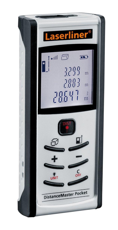 Laserliner 080.945A Distance Master Pocket  BaumarktKritiken und weitere Informationen