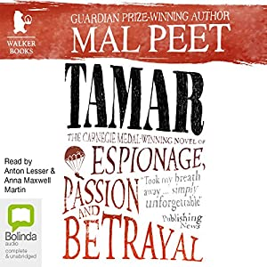 Tamar Audiobook