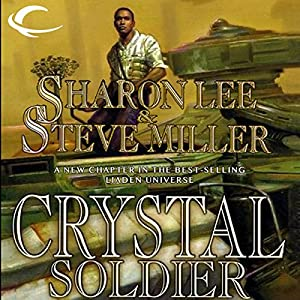 Crystal Soldier Audiobook