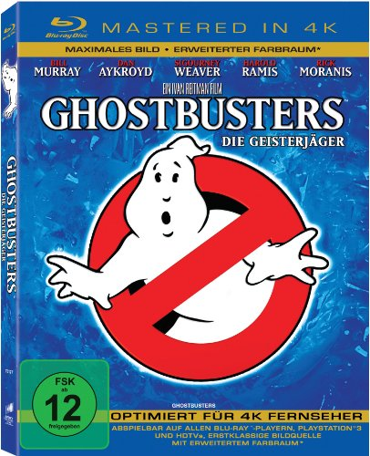 Ghostbusters (4K Mastered) [Blu-ray]