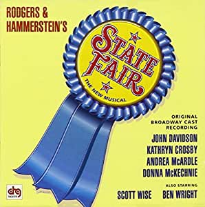 SOUNDTRACK/CAST ALBU - STATE FAIR