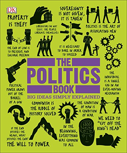 The Politics Book: Big Ideas Simply Explained [DK] (Tapa Blanda)