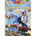 The Birthday Express! [With Sticker(s)] (Thomas & Friends)