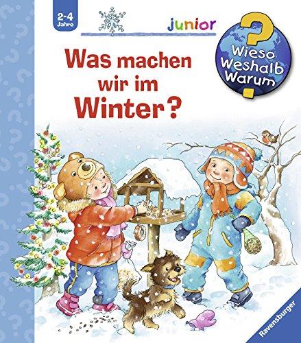 Was machen wir im Winter? (Wieso? Weshalb? Warum? junior, Band 58) das Buch von Andrea Erne - Preis vergleichen und online kaufen